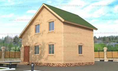 Строительство домов из бруса под ключ - цены