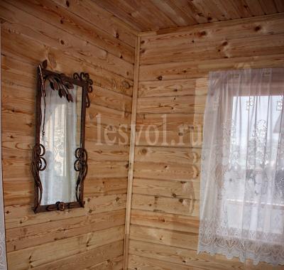 Дома из бруса под ключ