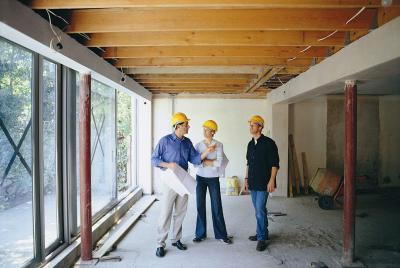 Старт строительных работ: