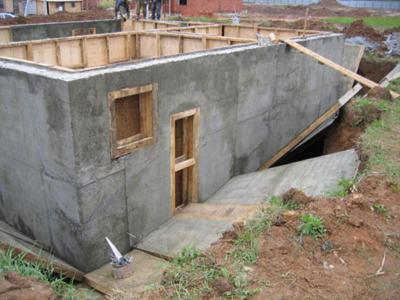 Где начинается частное строительство?