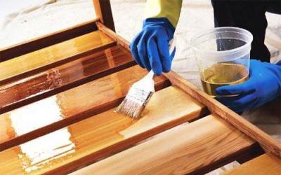 пропитка древесины